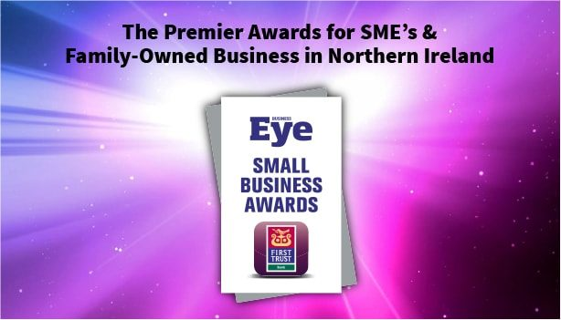 The premier awards for SME's & family-owned business in Northern Ireland