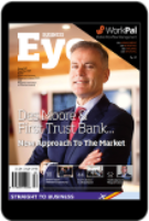 Business Eye Magazine iPad
